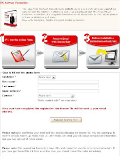 3 months Avira AntiVir Premium Security Suite License for Free! 1