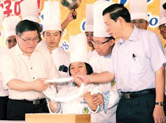 Penang CM at a charity function