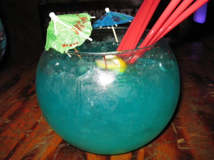 Downtown Fullerton: Palapa Bar and Grill