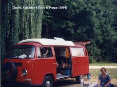 Charlie in France 1996