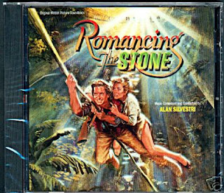 Now This Rocks Rare Cd Soundtrack Romancing The Stone