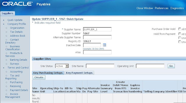 oracle concepts for you Pay on Receipt(s) in Oracle Apps R12