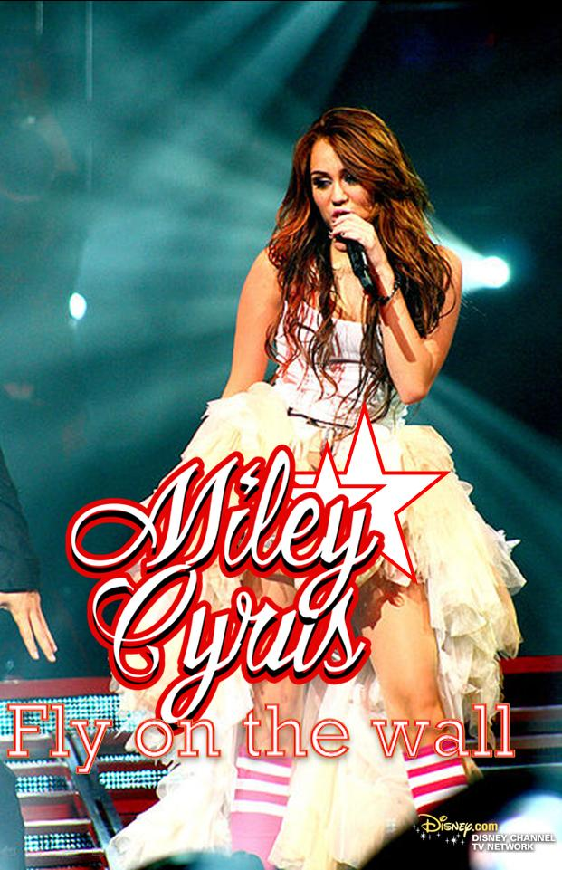 Mr 18 S Gossip Miley Cyrus Wonder World Tour Fly On The