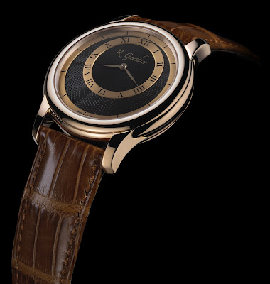 Montre Romain Gauthier Or Rose