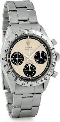 Montre Rolex Cosmograph Daytona Paul Newman Ref 6238