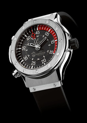 Montre Hublot Big Bang Chronographe Officiel de l'Euro 2008