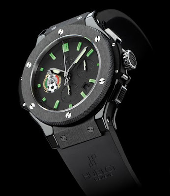 Montre Hublot Big Bang Fédération Mexicaine de Football