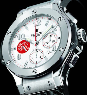 Montre Hublot Big Bang Fédération Suisse de Football