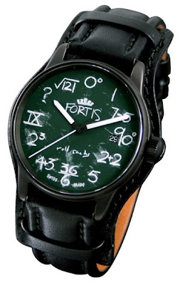 Montre Fortis IQ Art Edition