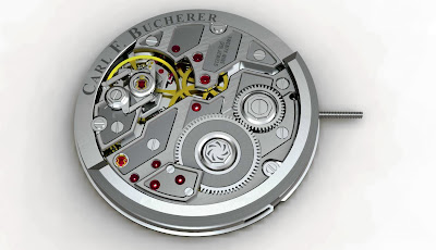 Montre Carl F. Bucherer Mouvement Automatique CFB A1000