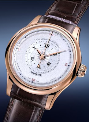 Montre Montblanc collection Villeret 1858
