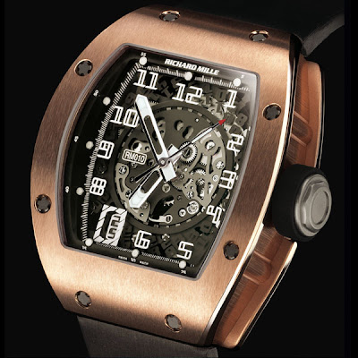 Montre Richard Mille RM010 Automatique Squelette