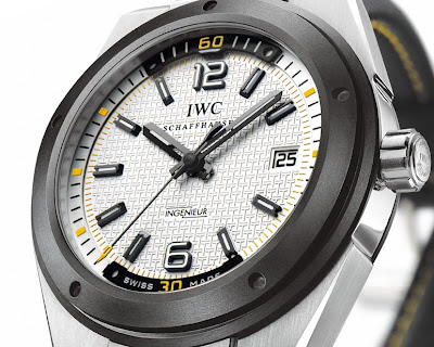 Montre IWC Ingenieur Climate Action