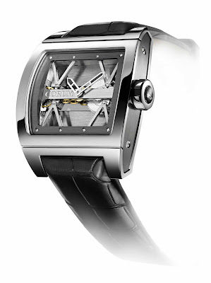 Montre Corum Ti-Bridge Titane