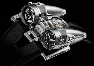 Montre MB&F Horological Machine N°4 Thunderbolt