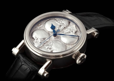 Montre Peter Speake-Marin Skulls