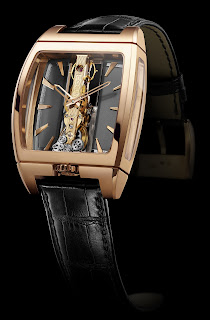 Montre Corum Golden Bridge Automatic référence 313.150.55/0002 GK01