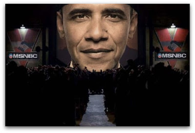 Obama: Big Brother is Watching You