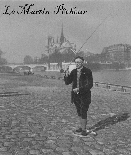 Le Martin-Pêcheur