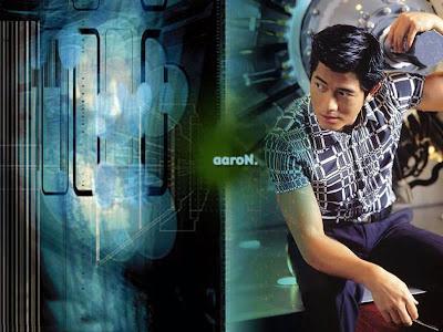 Asian Celebrity Wallpaper: Aaron Kwok Wallpaper