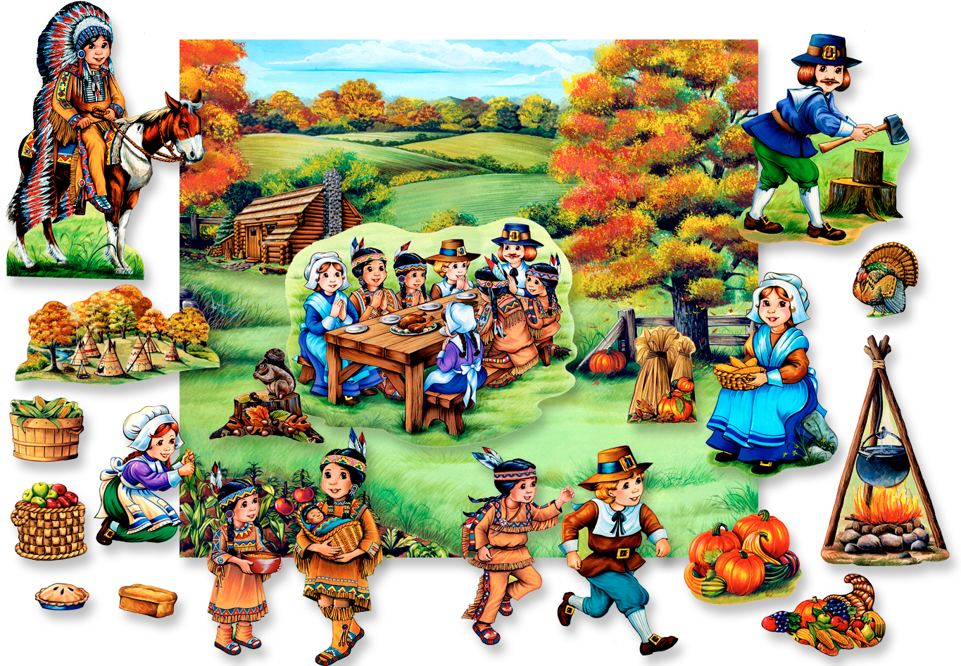 Finding Facts About The First Thanksgiving