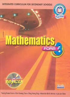 mathlab: EVALUATION CHECK LIST OF MATHEMATICS FORM 3 TEXT BOOK
