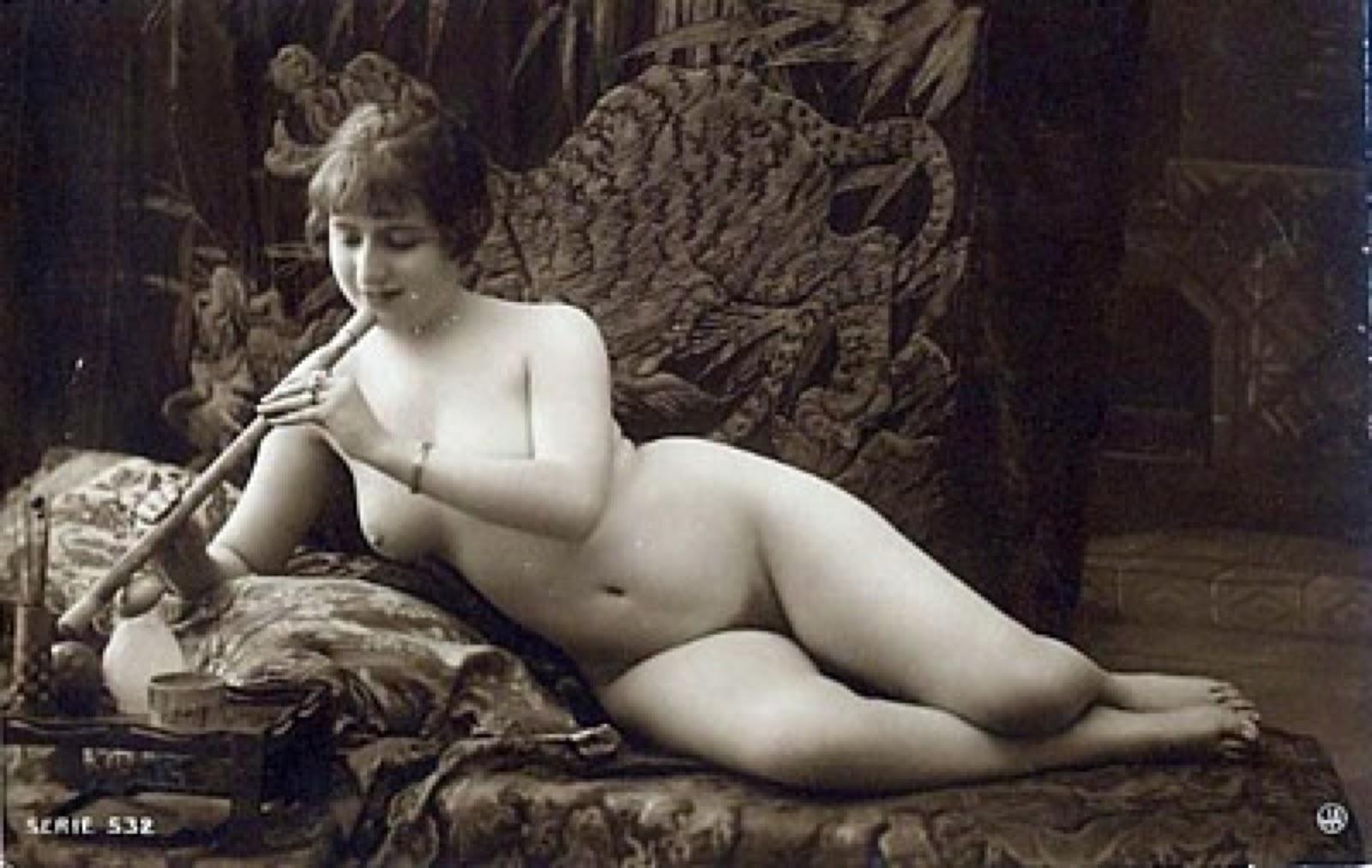 Teen Nude Art Deco 110