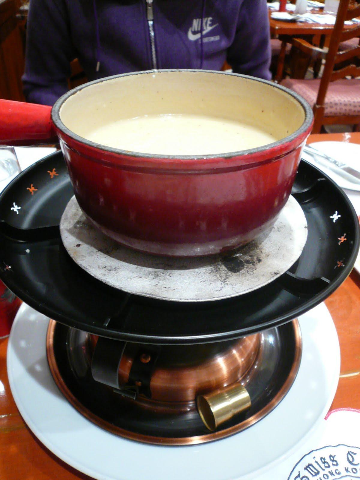 Fabrice 嚐味: 瑞士餐廳 - 芝士火鍋慶聖誕