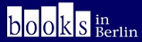 Books in Berlin bookstore logo