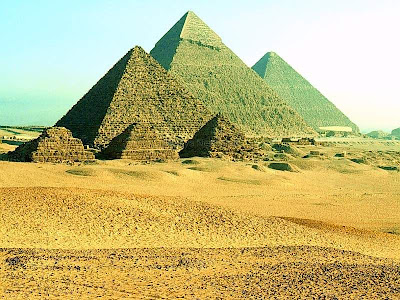 Piramit efsaneleri ~Detayli Arastirma~