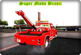 Chevy C20 Trowtruck para GTA San Andreas