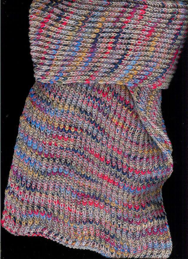 Marzipanknits: Making your own variegated yarn