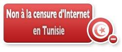 Non à la censure en Tunisie