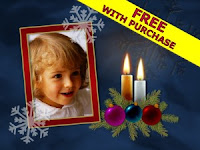 Christmas Candles ProShow Styles freebie