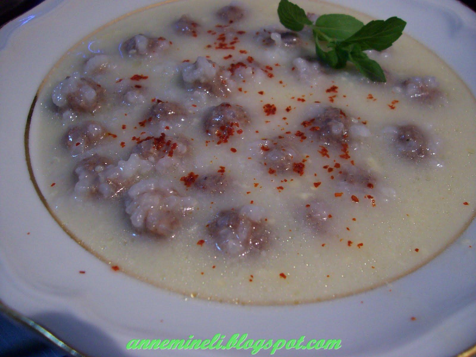Ekşili köfte çorbası nasıl yapılır ile Etiketlenen Konular 5