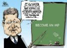 Greg Perry, what Stephen Harper really cares about