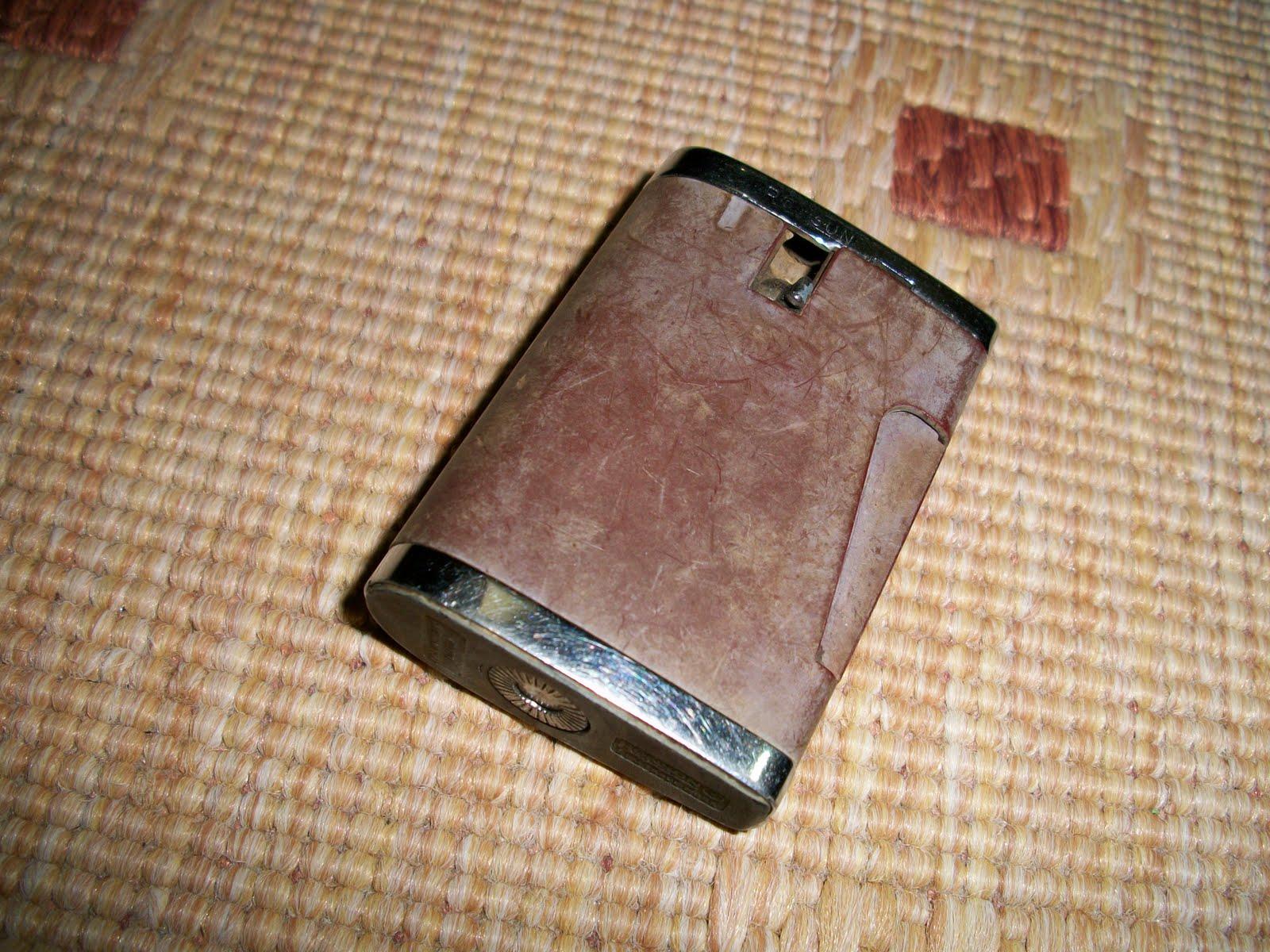 Vintage Ronson Lighter 2 - Made in England