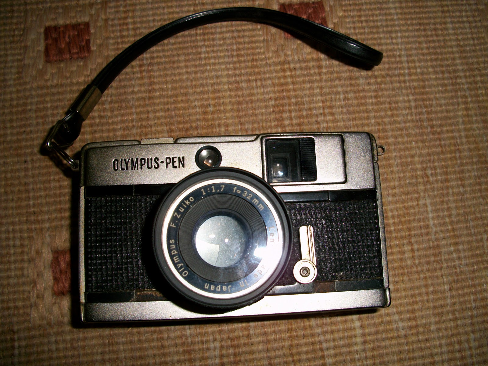 A personal favorite from my Etsy shop https://www.etsy.com ... |Olympus Vintage Camera
