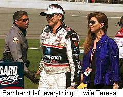 The Godfather S Blog Teresa Earnhardt Owns 100 Percent Of Dei In claremont, nc, she did her schooling from bunker hill high school. the godfather s blog blogger