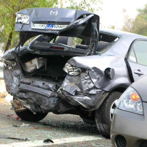 FUJAIRAH IN FOCUS: What To Do At A Car Accident In