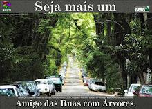 Eu sou amigo da Rua Gonçalo de Carvalho (Porto Alegre, Brasil)