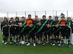 1º fecha - liga sur 2008
