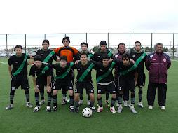 3º fecha - liga sur 2008
