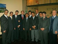 Miembros de la Asociación Peruana de Derecho Constitucional
