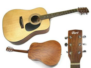 lowest prices on musical instruments guaranteed acoustic guitars cort ad810 dreadnought. Black Bedroom Furniture Sets. Home Design Ideas