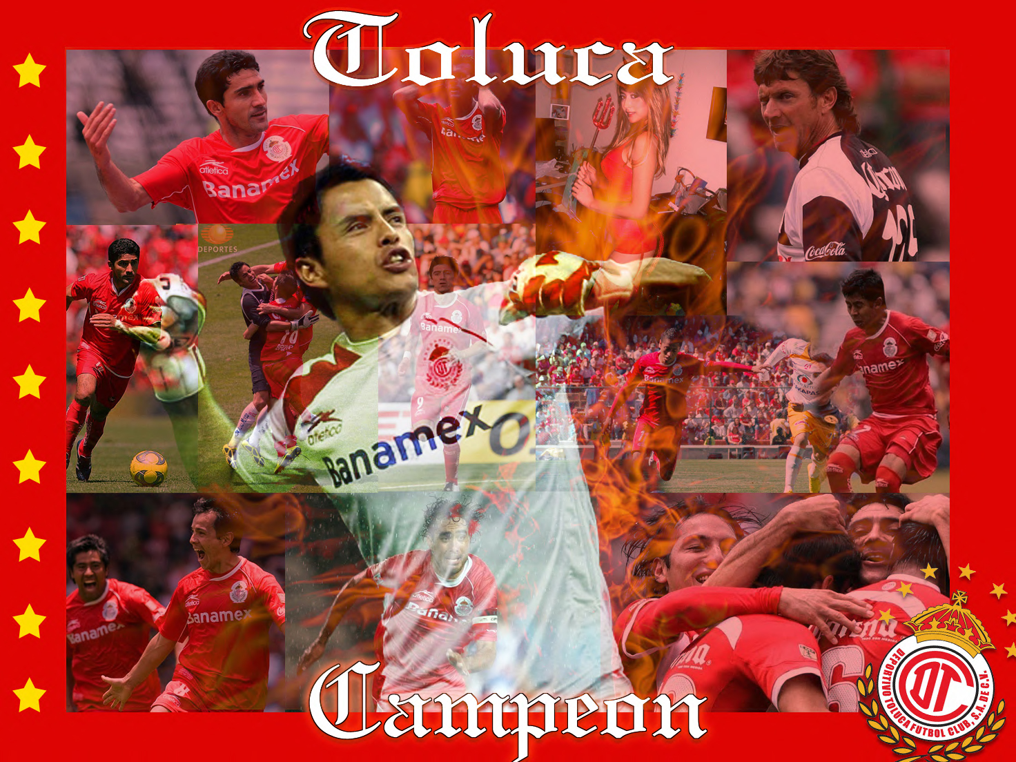 club toluca wallpaper - photo #32