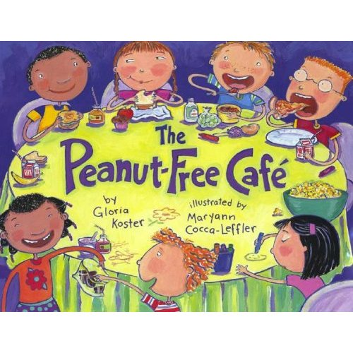 Living WELL with Food Allergies: Children's Books about ...