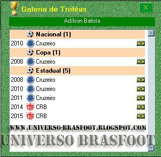 Resultado de imagem para brasfoot 2008 titulos