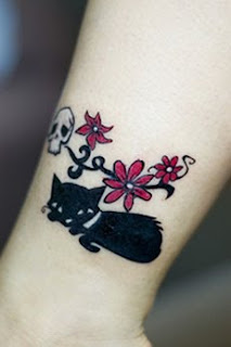 How To Take Care Of An Ankle Tattoo