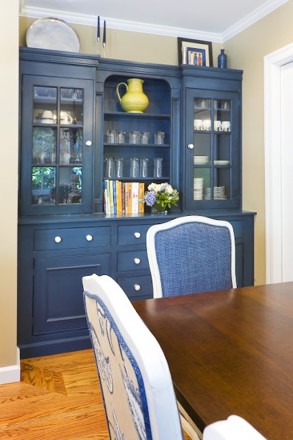 The Eclectic Owl Beautiful Built Ins